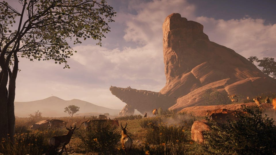 lion king, pride rock, far cry 5