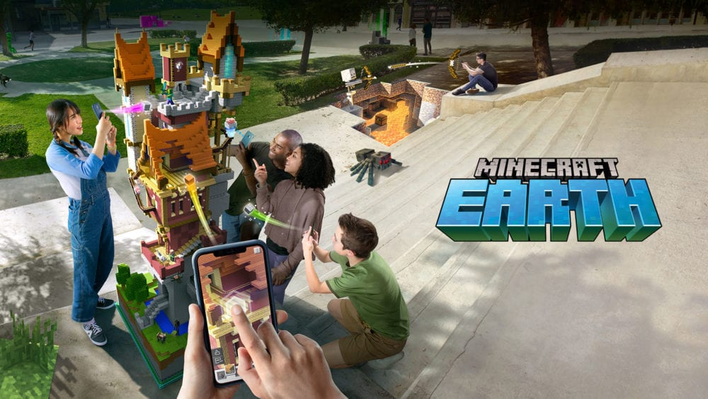 Minecraft Earth Announces Its Closed Beta
