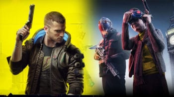 Cyberpunk 2077 Watch Dogs: Legion