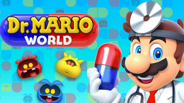 Dr Mario World, how many levels