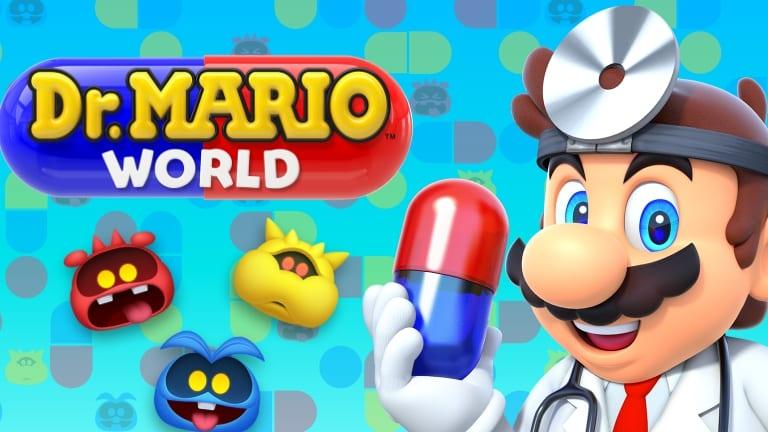 Dr Mario World, error code 0007