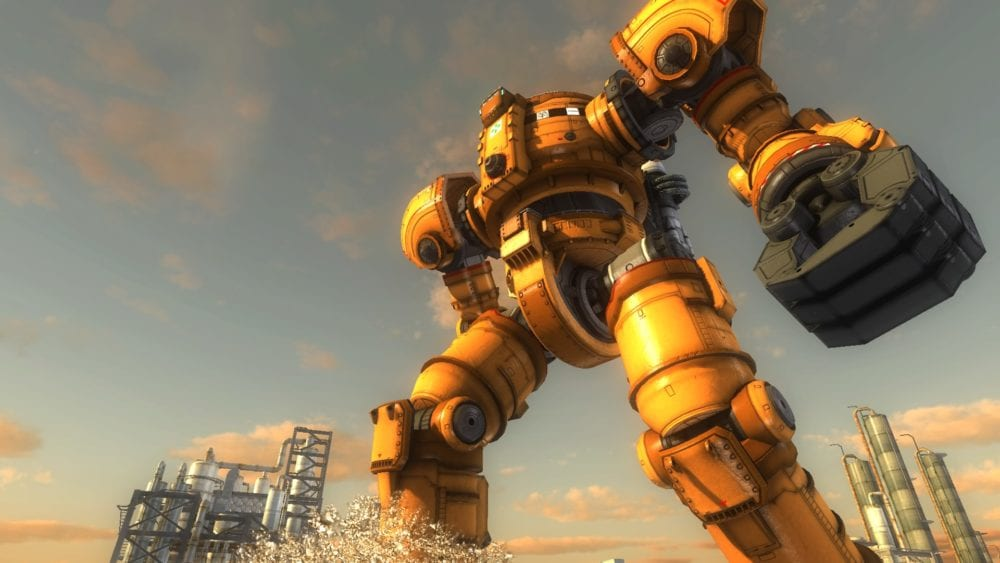 Earth Defense Force 5, EDF5, Steam launch