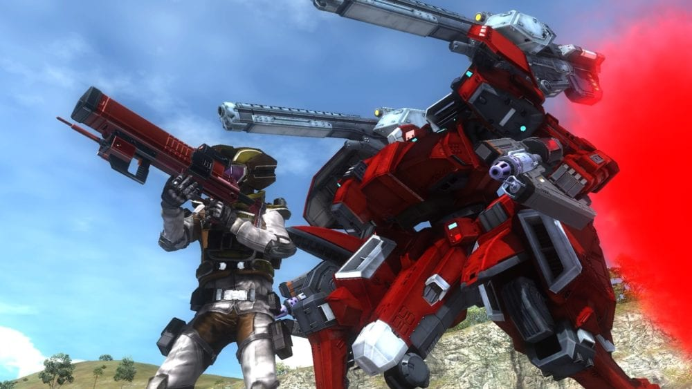 earth defense force 5, how many levels