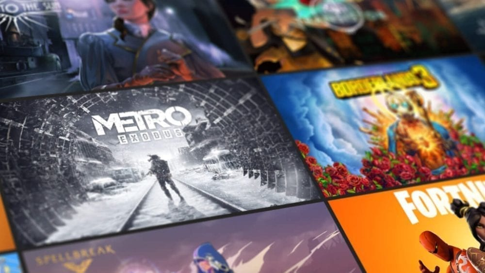 Epic Games Offering Two Free Games Next Week on PC