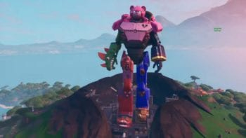 Fortnite Giant Robot