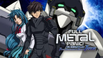 Full Metal Panic the Second Raid, Kyoto Animation, KyoAni