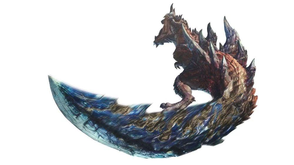 Monster Hunter: world Iceborne Glavenus