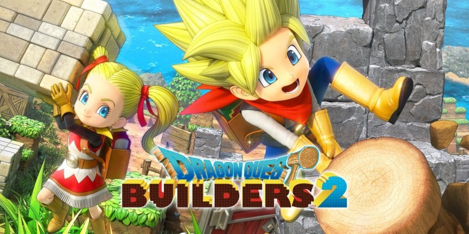 Dragon Quest builders 2, hairstyles