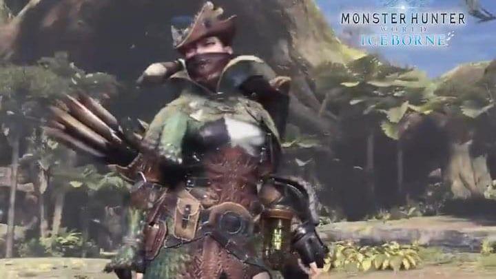 Monster Hunter World Iceborne Reveals Pukei Pukei Master Rank