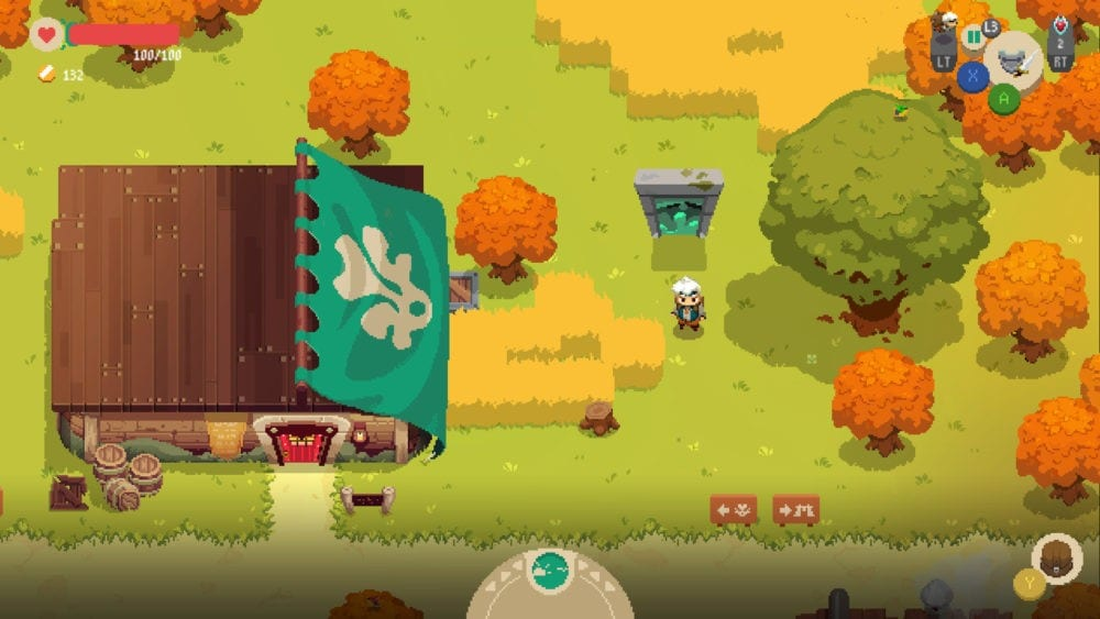 Epic Games Store, Moonlighter