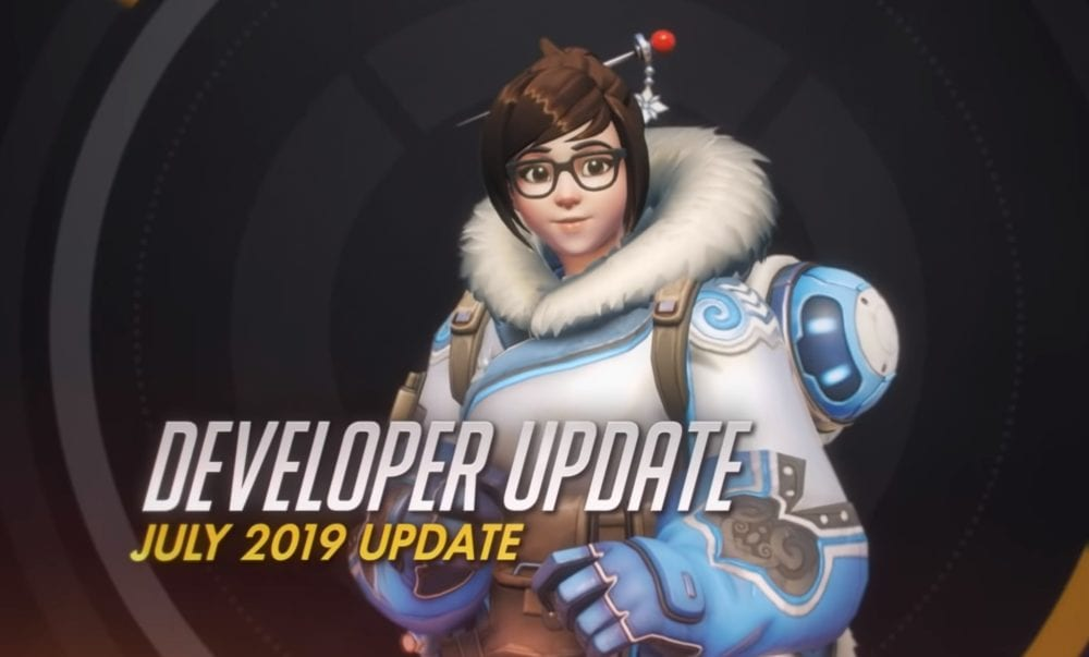 Overwatch July 2019 Developer Update