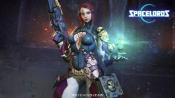 Sööma Is Now Available to Play as in Spacelords