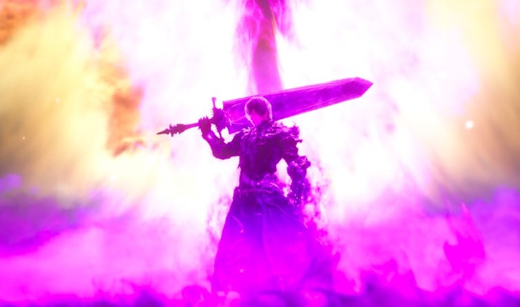 Final Fantasy XIV Shadowbringers, how to start magical dps role quest, ffxiv