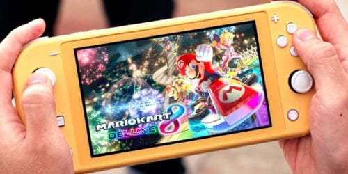 nintendo switch lite, fast facts you need to know