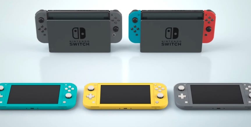 switch lite should be cheaper