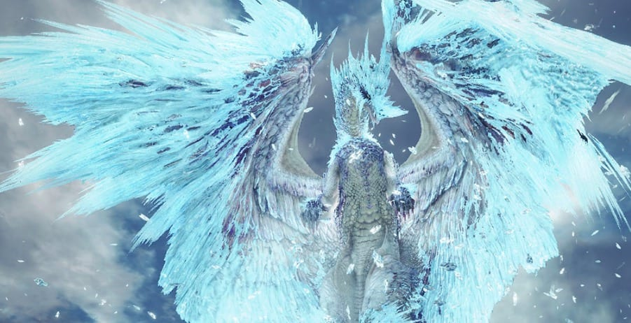 velkhana, iceborne, monster hunter world, every new monster