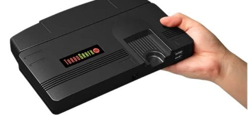 TurboGrafx-16 Mini games list and release date