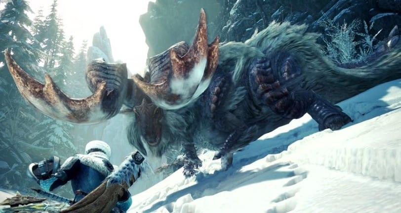 banbaro, monster hunter world iceborne, new monsters