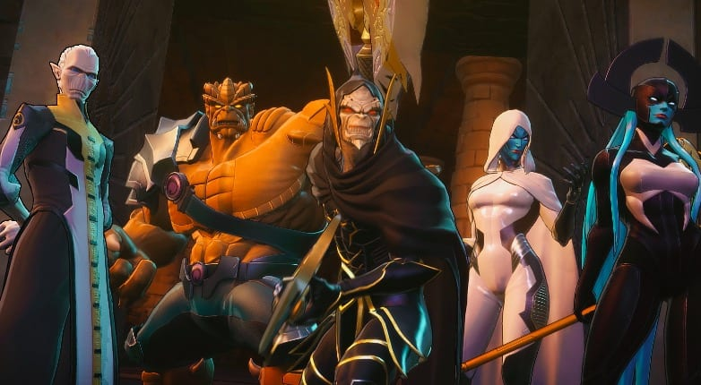 how to unlock venom, marvel ultimate alliance 3