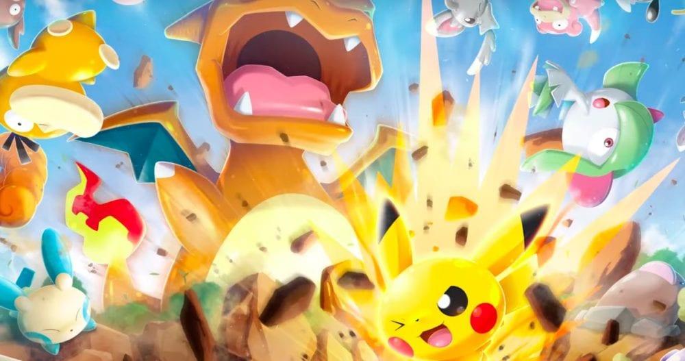 Pokemon Rumble Rush, how to catch pokemon