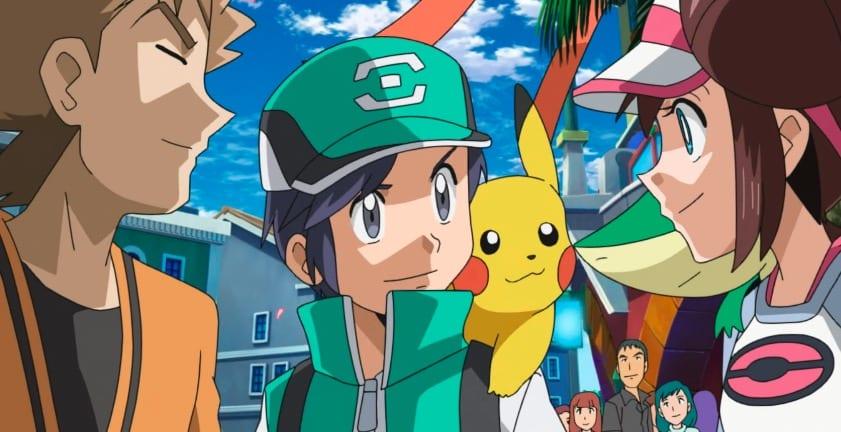 pokemon masters trailer, release date