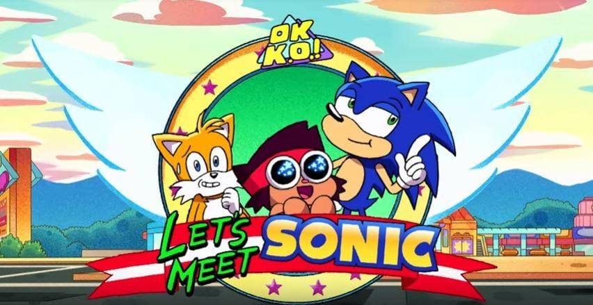 Sonic The Hedgehog, OK KO