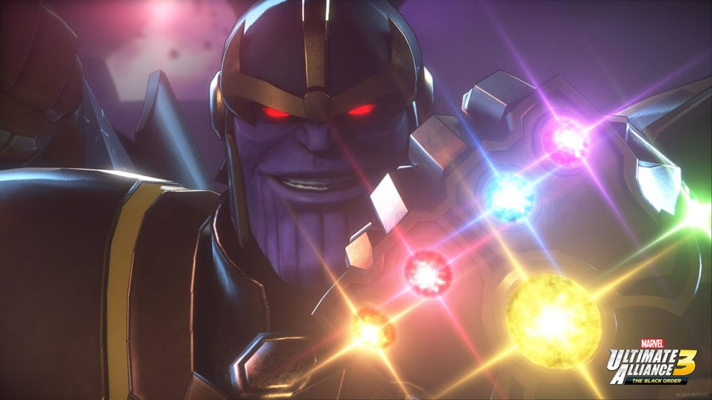 marvel ultimate alliance 3, thanos, how to unlock, play as