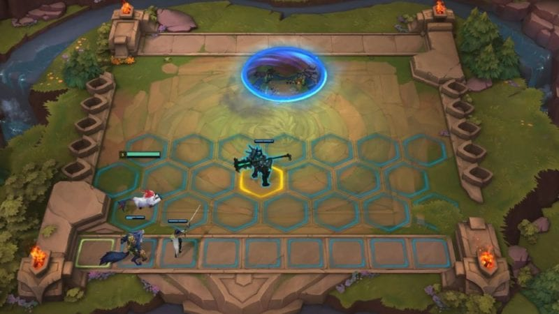 teamfight tactics, how to get items