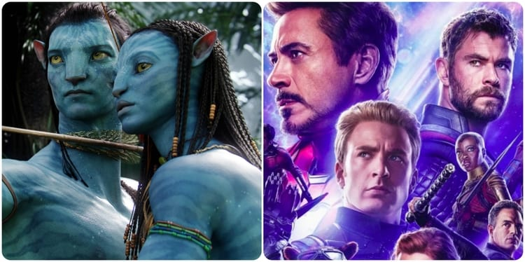 avengers: endgame, avatar, james cameron