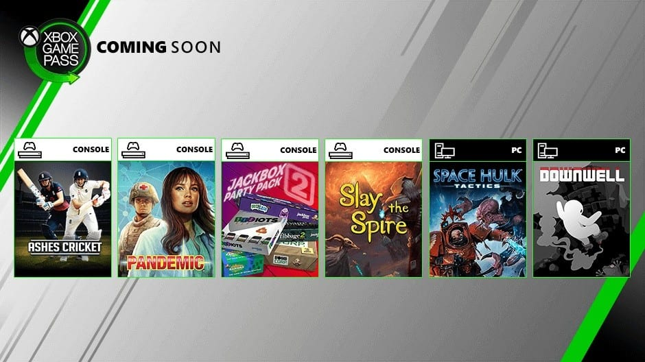 xbox game pass, xbox one, pc, august