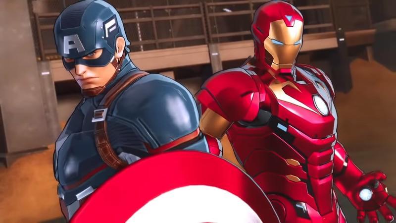 marvel ultimate alliance 3, avengers