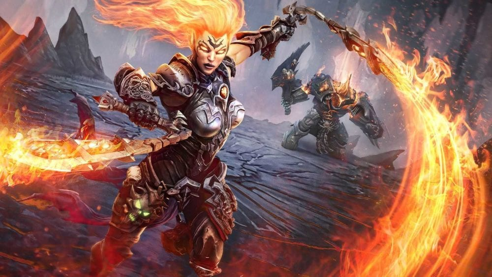 Darksiders III, Keepers of the Void