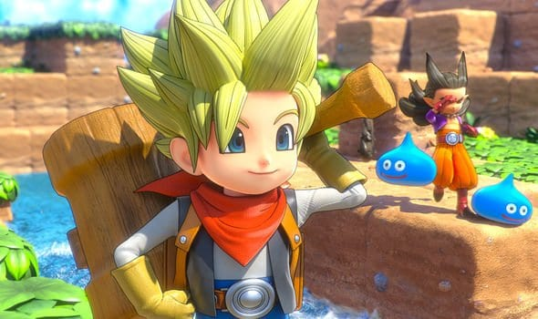 Dragon Quest Builders 2, How to Build an Oasis