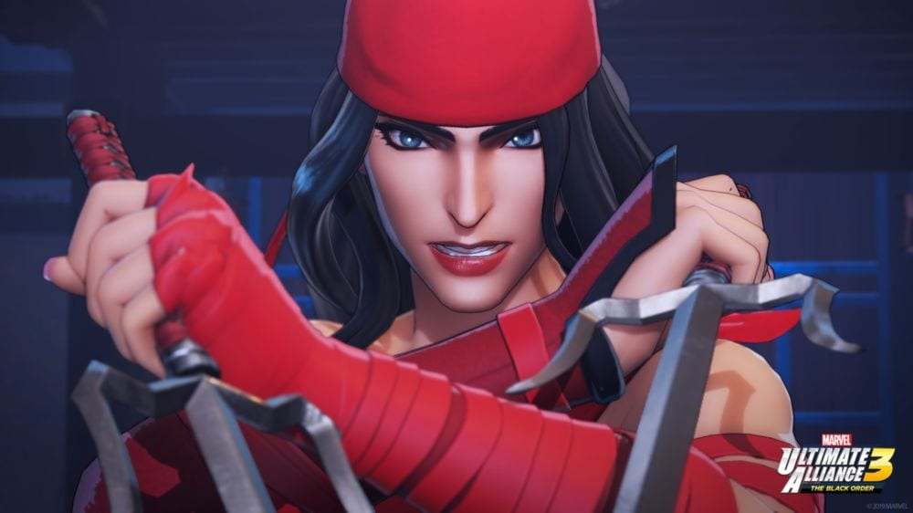 marvel ultimate alliance 3, elektra, boss battle, how to beat