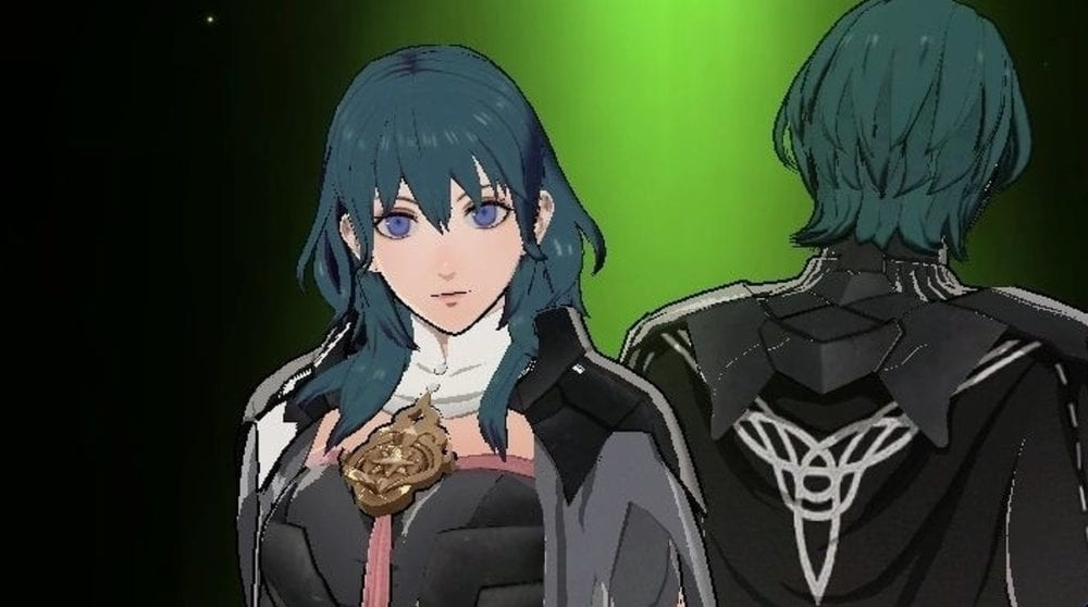 fire emblem three houses, character appearance