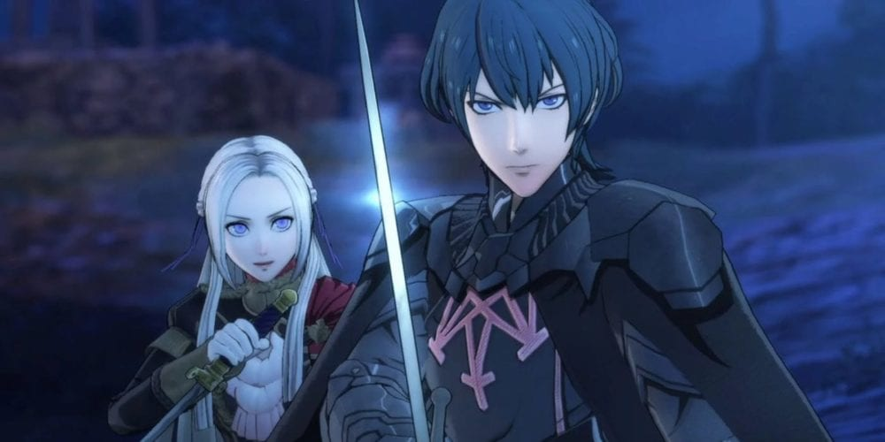 fire emblem three houses, support system