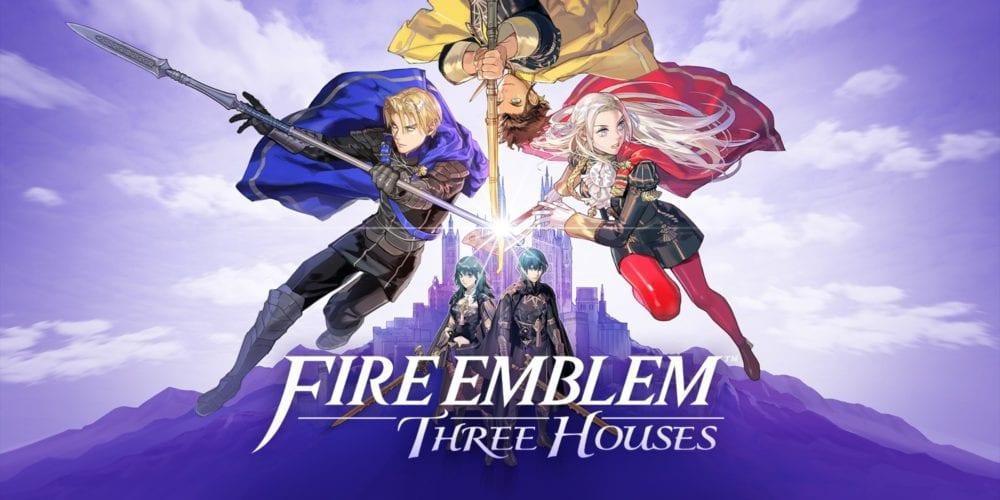 fire emblem three houses, heal