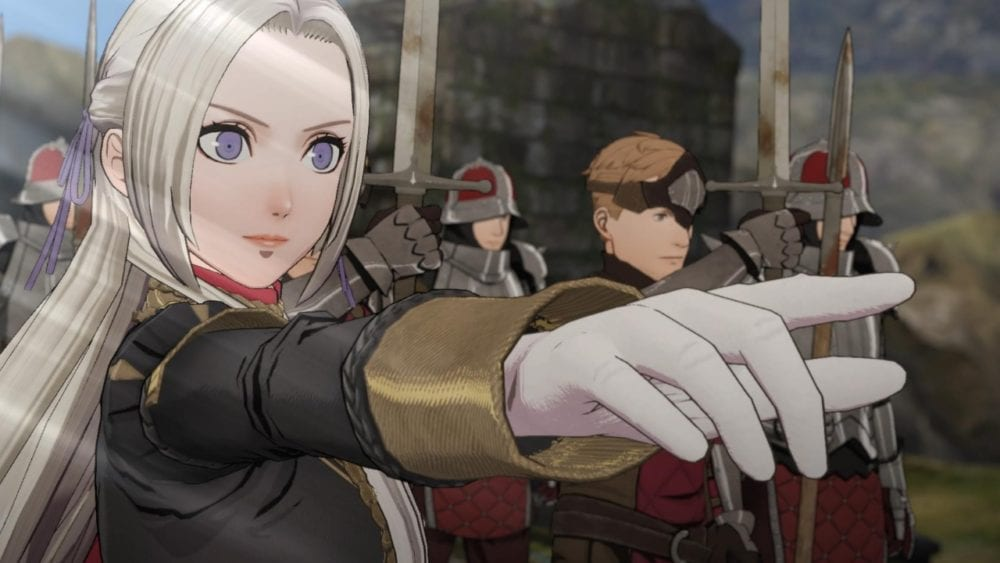fire emblem three houses install size
