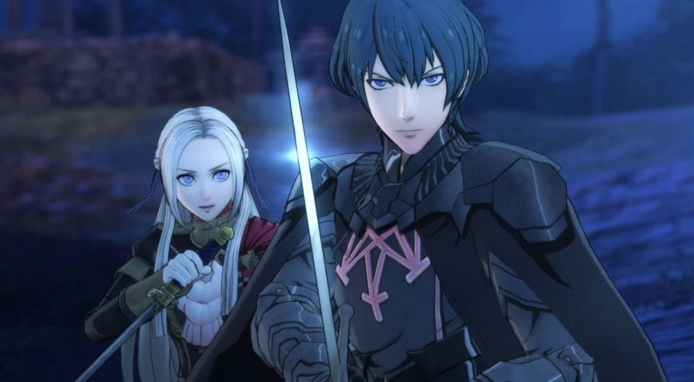 fire emblem three houses, support conversations, how to view