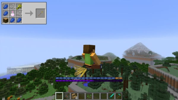 Flying things mod