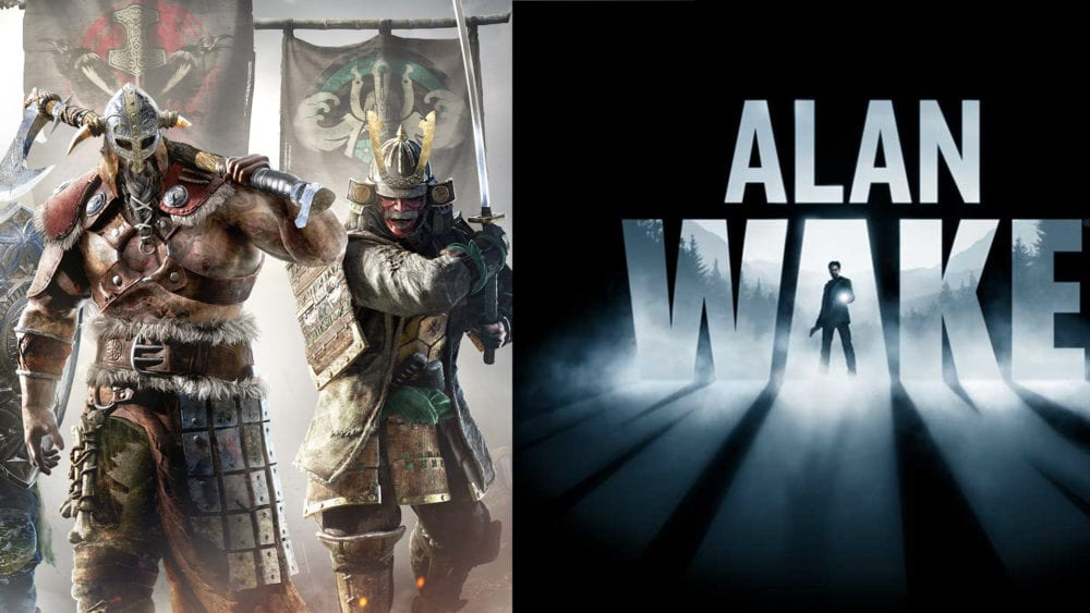 For Honor & Alan Wake Are the Epic Games Store's Next Free