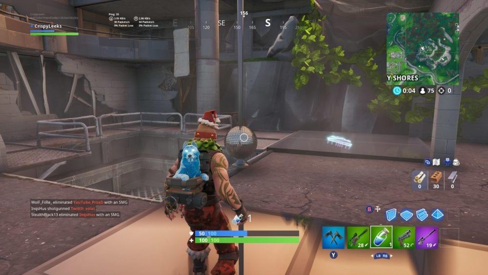 fortbyte 53 abandoned mountain top villain lair
