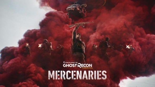 ghost recon wildlands mercenaries