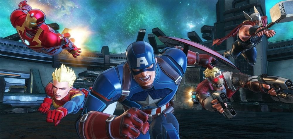 how to upgrade ISO-8s in Marvel Ultimate Alliance 3