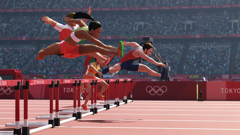 Olympic Games Tokyo 2020 – The Official Video Game.