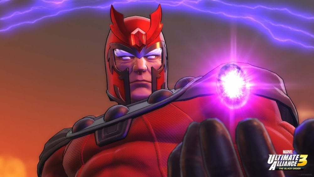 marvel ultimate alliance 3, magneto, unlock