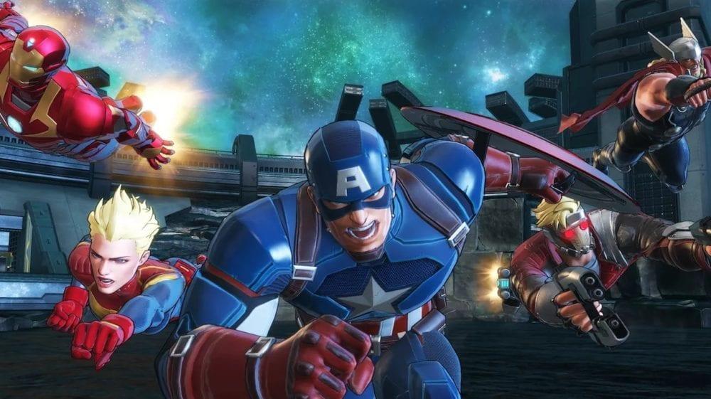 Marvel Ultimate Alliance 3, ISO-8 Slots