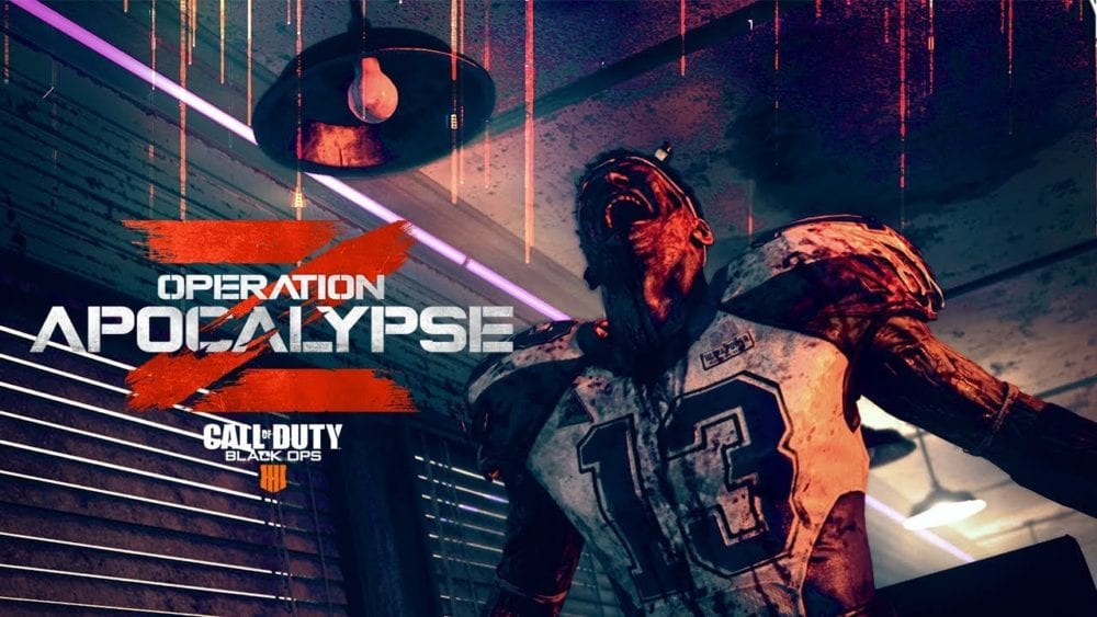 black ops, operation apocalypse z
