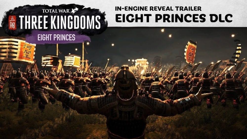 eight princes
