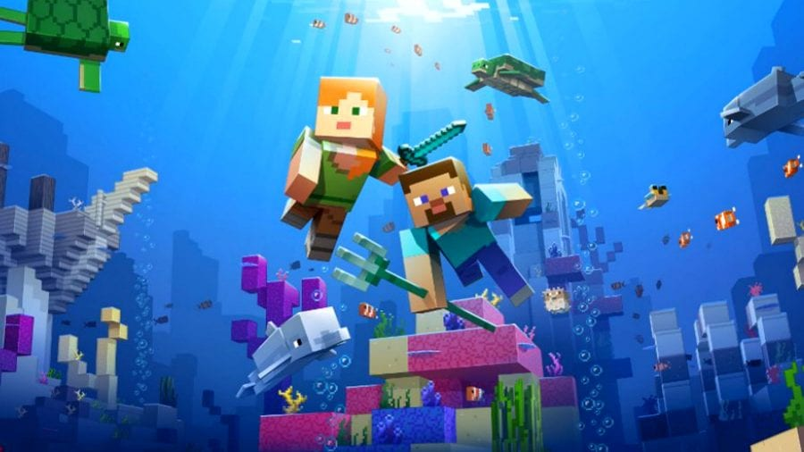 Minecraft: How to Get Loyalty & What It Does
